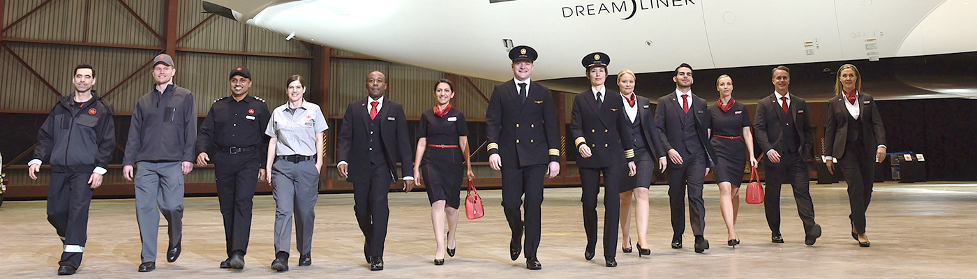 Careers at Air Canada
